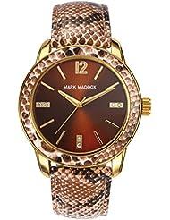 Mark Maddox MC3007-45 - Reloj de cuarzo para mujer, correa de poliuretano multicolor