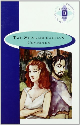 TWO SHAKESPEAREAN COMEDIES por UNKNOWN