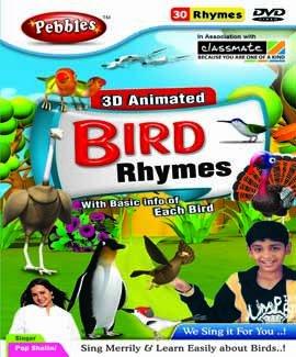 Pebbles Bird Rhymes (DVD)