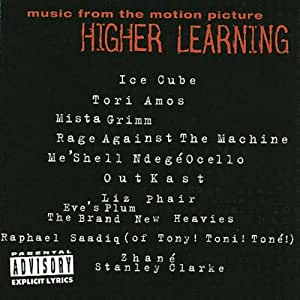 Higher Learning [Explicit]