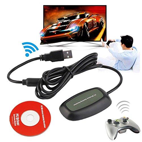 PC Win7win10Windows 10Wireless Gaming USB-Empfänger-Adapter für Xbox 360Controller -