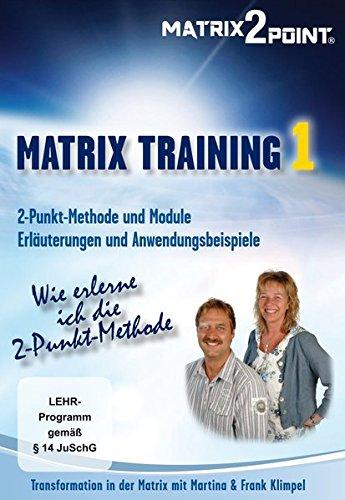 Matrix Training 1: Transformation in der Matrix mit Martina und Frank Klimpel