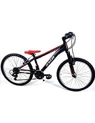 "'Fahrrad MTB Mountain Bike 24""aus"" Kite Beach Shimano 18V"