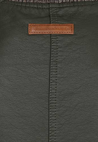 Naketano Male Jacket Glockenbach Bukkake Dark Olive