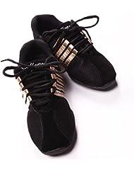 Zapatos de danza cuero adulto , 38