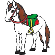 Suchergebnis Auf Amazonde Für Bastelvorlage Pferd