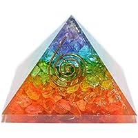"""""""Humunize"""" Multi-Stein Organ Pyramide Chakra-Energie-Generator Reiki Stein Fen Shui Geschenk preisvergleich bei billige-tabletten.eu"""