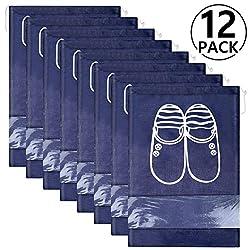 12 Piezas Bolsas de Zapatos...