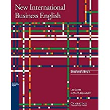 [(New International Business English Student's Book : Communication Skills in English for Business Purposes)] [By (author) Leo Jones ] published on (July, 2011)
