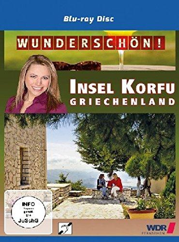 Insel Korfu/Griechenland [Blu-ray]