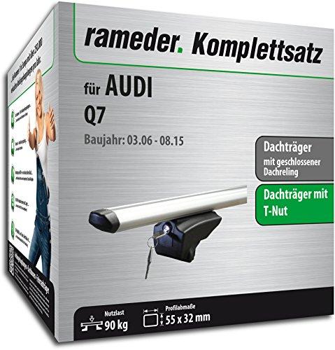 Rameder Komplettsatz, Dachträger Pick-Up für Audi Q7 (111287-05461-11)