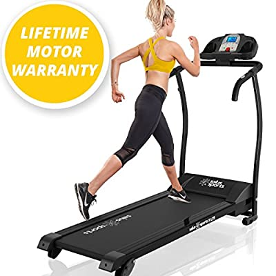 X-LITE II TREADMILL - 2016 MODEL - SUPER COMPACT - SUPER LITE - BMI Calculator - 3 LEVEL Manual Incline - 12KPH - Powerful Motor 1100W - 14 Auto + 1 Manual Program - HI-FI Speakers - MP3 iPhone Connection - Drink Holders - Hand Controls - Heart Rate / BMI
