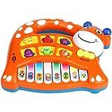 Gillberry Baby Kids Musical Educational Animal Farm Piano Developmental Music Toy