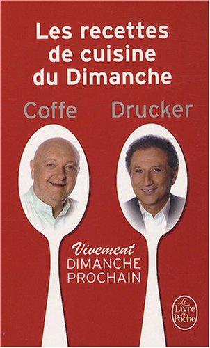 Les Recettes de Cuisine Du Dimanche (Livre de Poche: Cuisine)