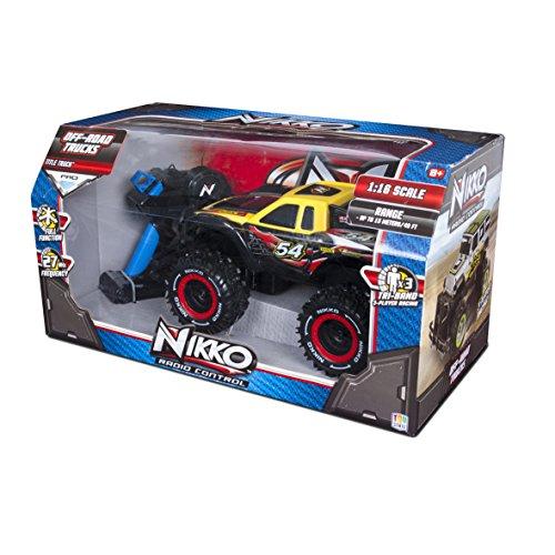 Nikko 011543941538RC Trophy Truck 1: 16