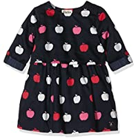 Hatley Nordic Apples 2 Layer Dress, Vestito Bambina
