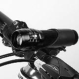 Luces Delanteras de Bicicletas Juego de Luces traseras Resplandor Linterna Impermeable Faros Super Brillantes Piedras Preciosas Traje de luz Trasera