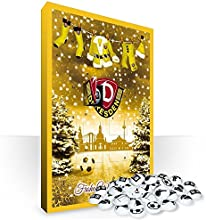 SG Dynamo Dresden Calendario de Adviento, calendario de Navidad, SGD