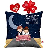 Best Anniversary Gifts For A Girlfriends - Indibni Valentine Day Gift Love Quote Newly Wed Review