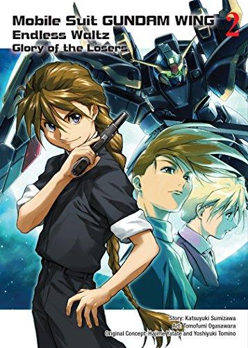 Mobile Suit Gundam Wing 2: The Glory Of Losers por Katsuyuki Sumizawa