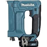 Makita Akku-Tacker (10,8 V, SystemKIT mit 1 Akku 1,5 Ah, ohne Ladegerät, im MAKPAC) ST113DY1J