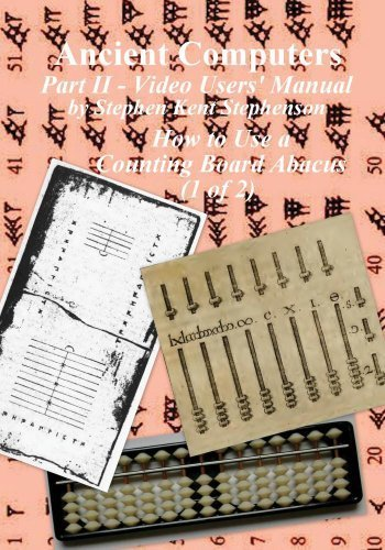 Preisvergleich Produktbild How To Use A Counting Board Abacus (1 of 2)
