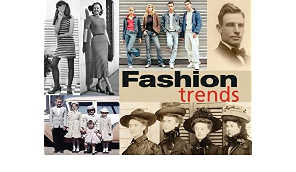 Learning Zonexpress Fashion Trends Powerpoint Presentation