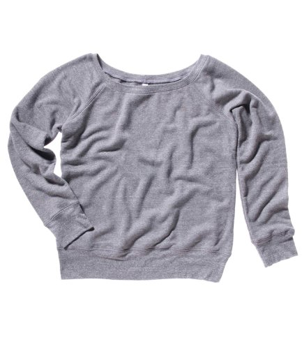 Bella Canvas - Sweat-shirt -  Femme Grey Tri-blend