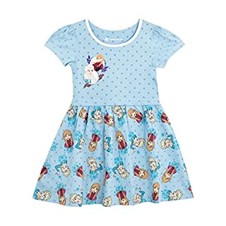 Disney Girls Frozen Dress Age 2 to 3 Years