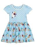 Disney Frozen - Die Eiskönigin Mädchen Frozen Kleid 128