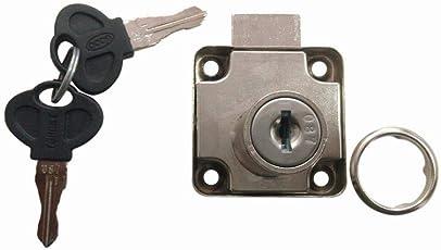 Ebco Brand Premium Series Lock Square 22 mm
