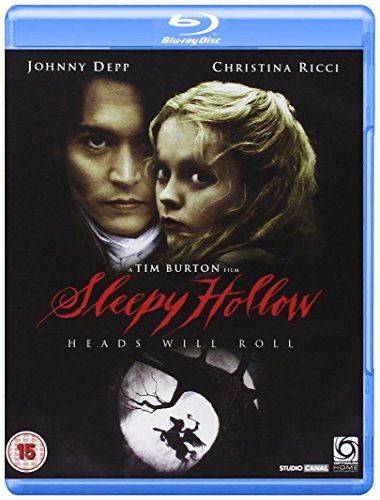 Sleepy Hollow [Blu-ray] [UK Import]