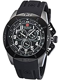 Swiss Military Hanowa Battlefield Reloj de hombre XL Chrono 06–4295.30.007