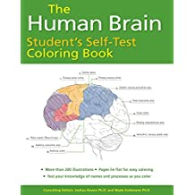 The Human Brain Student's Self-Test Coloring Book