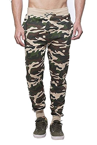 Vbirds Men's Camouflage Army Jogger (Track Pant)30  available at amazon for Rs.845