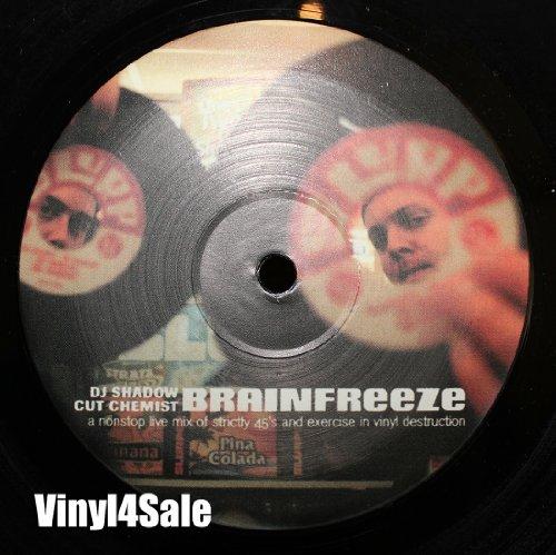 Brainfreeze Breaks [Vinyl LP]