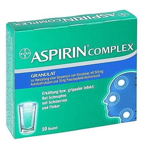 Aspirin Complex Beutel, 10 St.