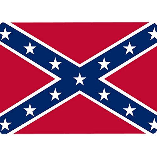 Mauspad der Staaten von Amerika confédérés CBK (Confederate Flag)