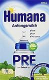 Humana Pre Anfangsmilch - von Geburt an, 4er Pack (4 x 700g)