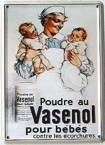 Mini-soggetto Vasenol - pour bébés, 8 x 11 cm