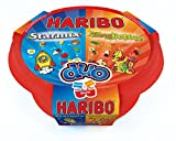 Haribo Starmix and Tangfastics Duo Tub 800 g (Pack of 4)