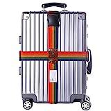 H.W.T cinghia per bagagli, Cross design staccabile regolabile per valigia bagagli bag
