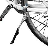 Fahrrad-Seitenständer, BV Kickstand Parkstütze, höhenverstellbare Legierung, Adjustable Height Rear Kickstand for Bike