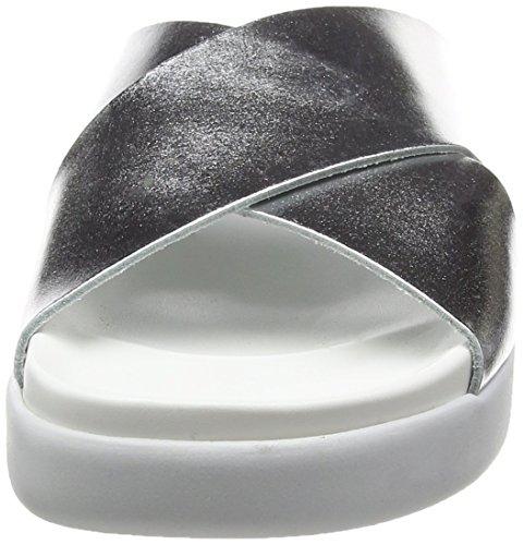Sixty Seven 77719, Chaussures Habillées Femme Plata/Blanco