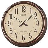 Seiko QXD212B Westminster/Whittington a orologio da parete, beige
