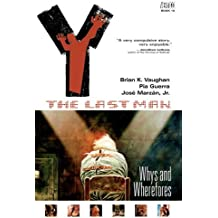 Y: The Last Man Vol. 10 - Whys And Wherefores by Brian K. Vaughan (2008-07-01)