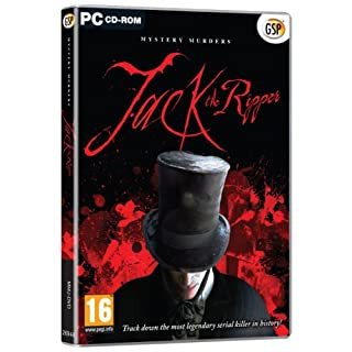 Mystery Murders: Jack the Ripper (PC CD)