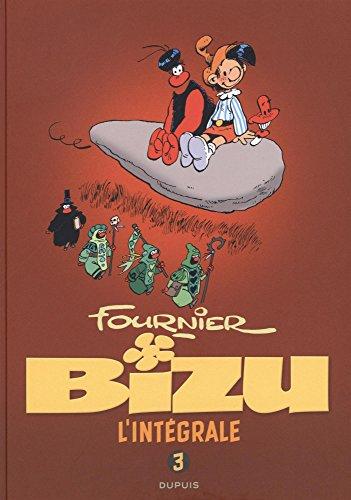 Bizu - L'intégrale - tome 3 - Bizu Intégrale 3 par Fournier