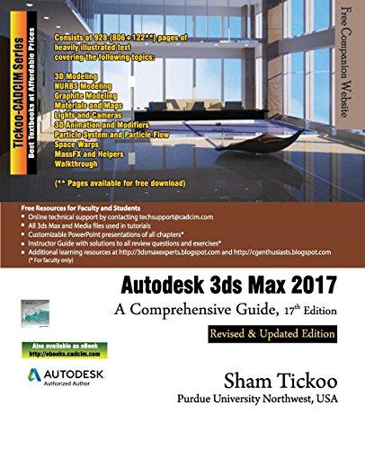 Preisvergleich Produktbild Autodesk 3ds Max 2017: A Comprehensive Guide