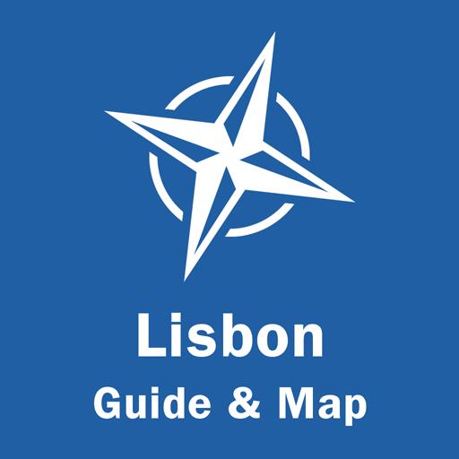 Lisbon Travel Guide & Offline Map